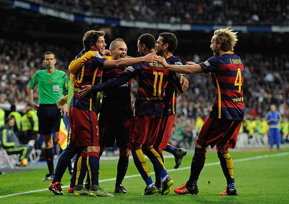 Barcellona (Photo by Denis Doyle/Getty Images)