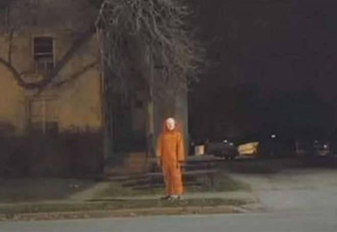 Clown avvistato nei pressi della Carroll University fonte Leggo.it