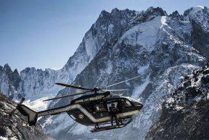 Elicottero (Photo credit should read JEFF PACHOUD/AFP/Getty Images)