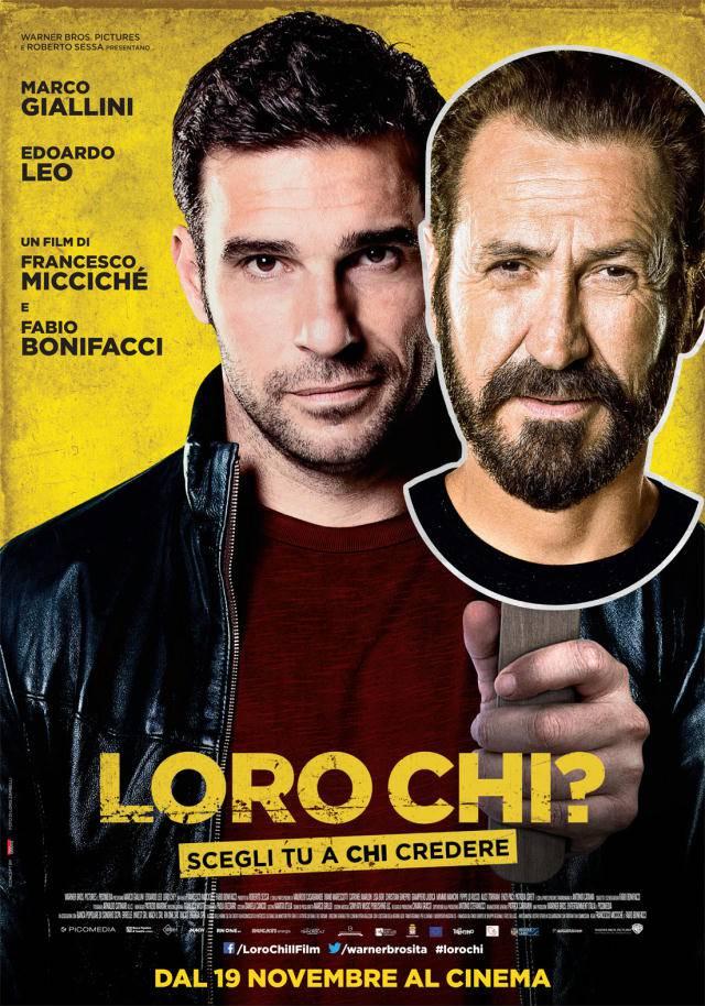 LORO_CHI_poster_ufficiale_esclusivo