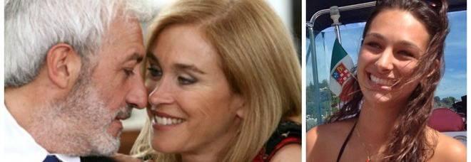Marina Giulia Cavalli e la figlia fonte Leggo.it