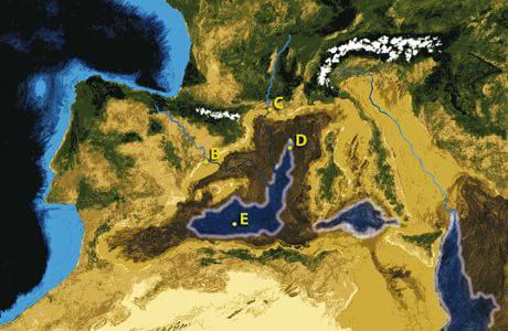 """""""Il Mediterraneo stava per scomparire"""" : potrebbe riaccadere"""