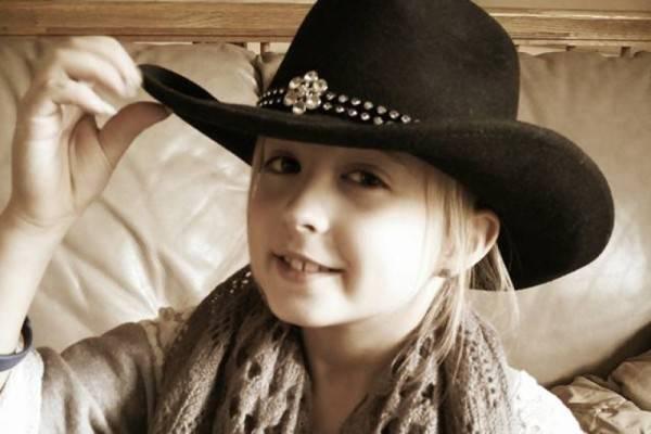 La piccola Chrissy (foto da Gofundme)