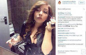 Cristina D'Avena (foto instagram)