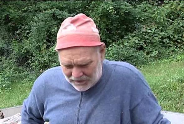 Ermes Mattielli in un'intervista (screenshot video)