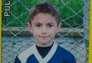 Nicolò morto 9 anni