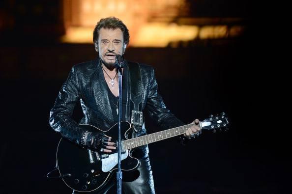 Johnny Hallyday (NATALIA KOLESNIKOVA/AFP/Getty Images)