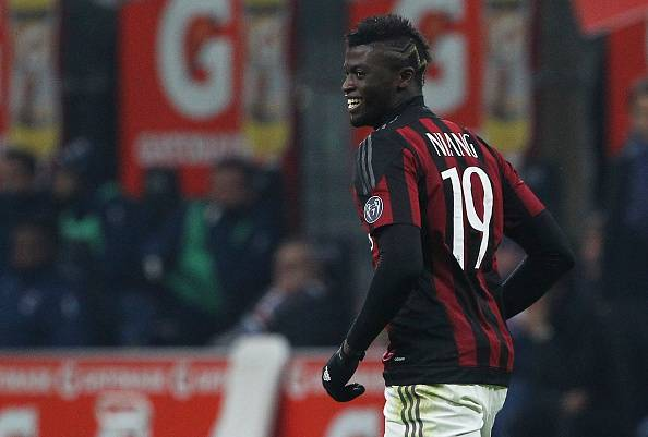Niang (Photo by Marco Luzzani/Getty Images)