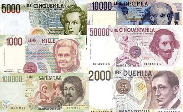 Una banconota che vale fino a 2500 euro