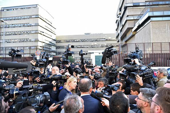 Mafia Capitale, processo al via (ALBERTO PIZZOLI/AFP/Getty Images)