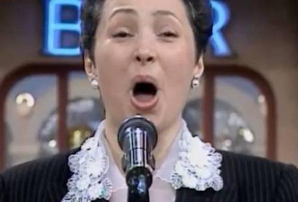 Mirella Spinu (screenshot Youtube)