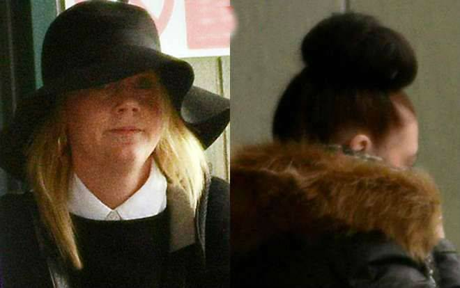 Natalie Richardson e  Claire Farrell Fonte Mirror-