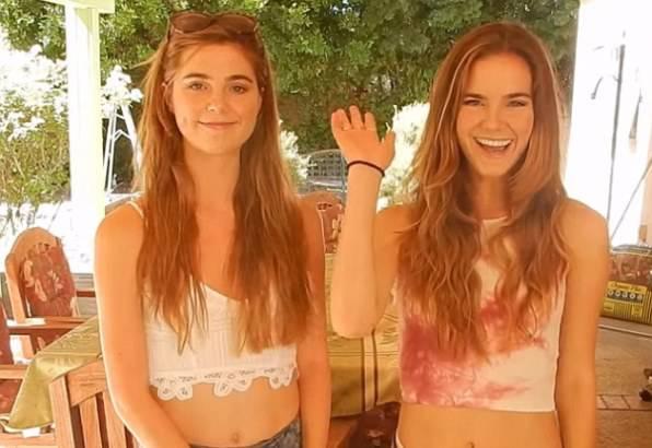 Nina e Randa Nelson (Youtube)