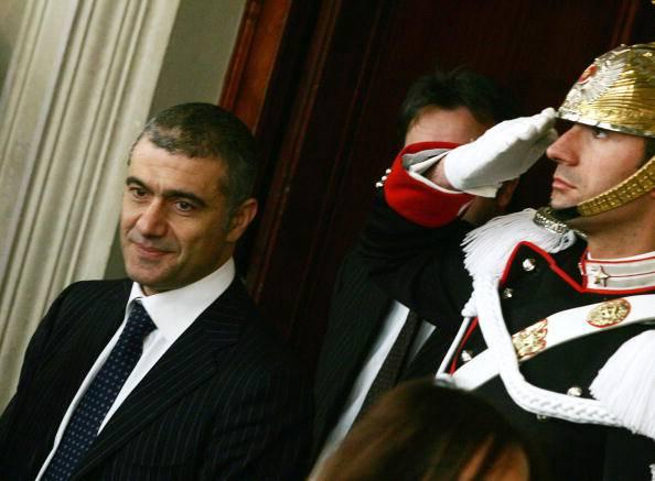 Pecoraro Scanio (TIZIANA FABI/AFP/Getty Images)