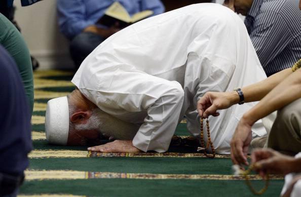 Preghiera nelle moschee (Kevork Djansezian/Getty Images)