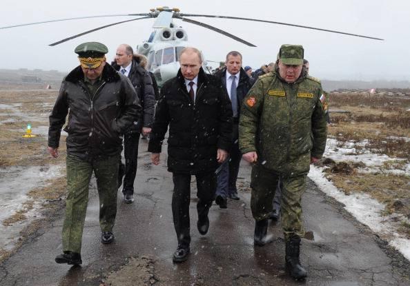 """""""Attenzione, la flotta sottomarina russa è imbattibile…"""""""