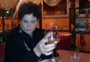 Roberta Pierini (foto da Facebook del marito Fabop Giacconi)