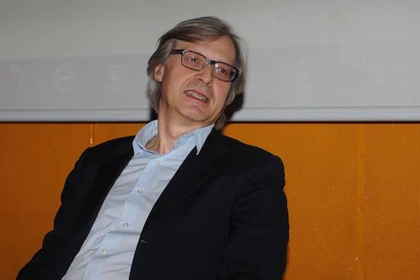 Vittorio Sgarbi (Photo by Valerio Pennicino/Getty Images)
