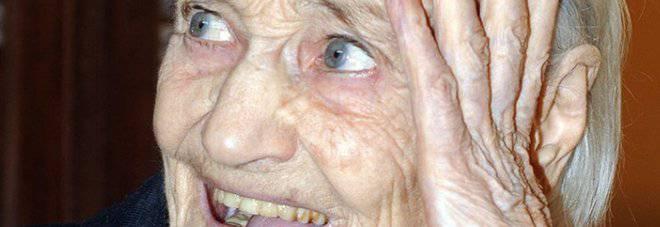 La nonna partigiana spegne 101 candeline