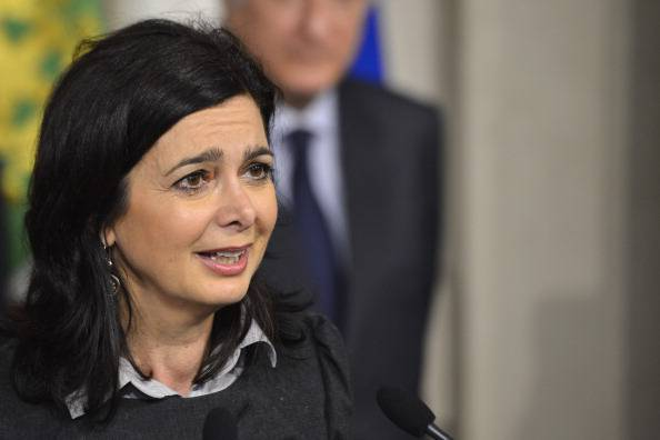 Guerra all'Isis, Laura Boldrini attacca Putin
