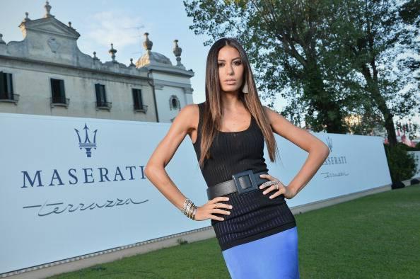 Elisabetta Gregoraci (Photo by Tullio M. Puglia/Getty Images for Maserati)