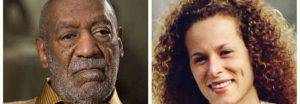 FILE - In this combination of file photos, entertainer Bill Cosby pauses during an interview in Washington on Nov. 6, 2014, and Andrea Constand poses for a photo in Toronto on Aug. 1, 1987. Cosby was charged Wednesday, Dec. 30, 2015, with drugging and sexually assaulting Constand at his home in January 2004. They are the first criminal charges brought against the comedian out of the torrent of allegations that destroyed his good-guy image as America's Dad. (AP Photo/Evan Vucci, left, and Ron Bull/The Toronto Star/The Canadian Press via AP, right) MANDATORY CREDIT; TORONTO OUT; NO SALES; NO MAGAZINES