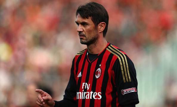 Paolo Maldini (Photo by Amin Mohammad Jamali/Getty Images)