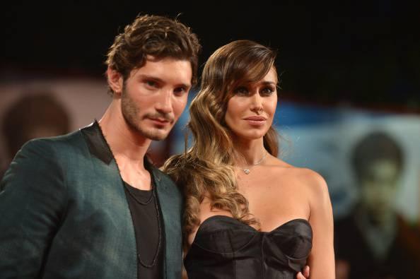 Belen e De Martino spunta un altro (Photo credit should read TIZIANA FABI/AFP/Getty Images)