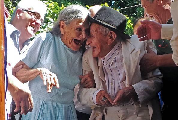 Un'anziana ha perso la vita durante un gioco erotico-foto repertorio (Photo credit should read --/AFP/Getty Images)