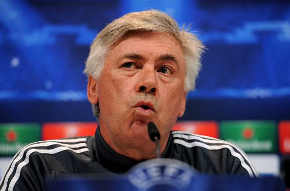 Carlo Ancelotti (Photo by Denis Doyle/Getty Images)
