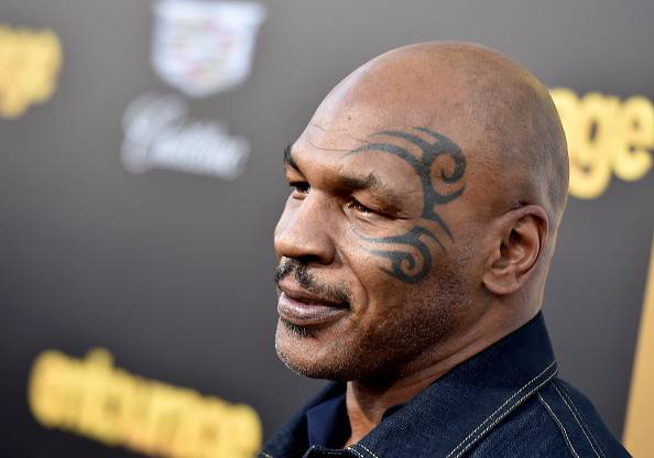 Mike Tyson (Photo by Kevin Winter/Getty Images)