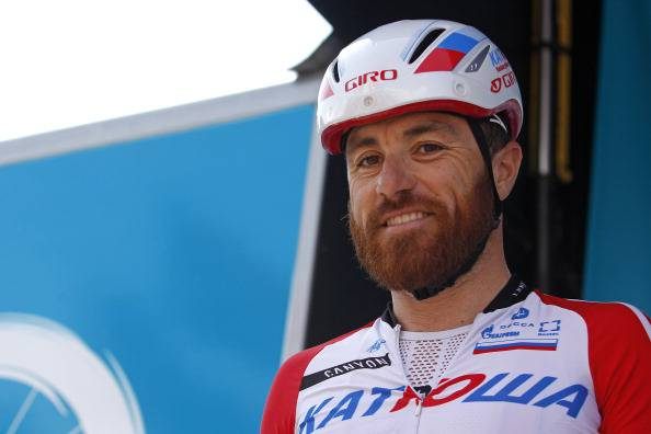 Luca Paolini (Photo by Ozgur Ozdemir - Velo/Getty Images)