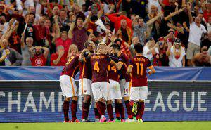 Roma-Barcellona (Photo by Paolo Bruno/Getty Images)