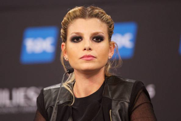 Emma Marrone. (Photo by Ragnar Singsaas/Getty Images)