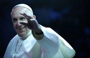 """La telefonata di Natale di Papa Francesco alla famiglia Ferri,""""Buona sera sono Francesco"""""""