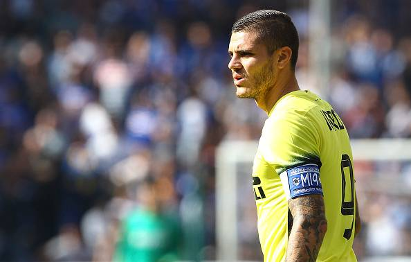 Mauro Icardi (Photo by Marco Luzzani/Getty Images)