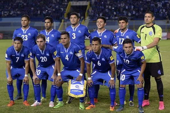El Salvador (Photo credit should read Marvin RECINOS,Marvin RECINOS/AFP/Getty Images)