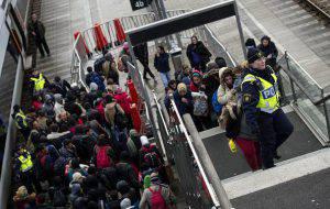 Migranti Profughi Danimarca
