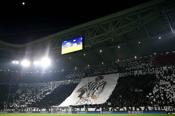 Juventus (Photo credit should read MARCO BERTORELLO/AFP/Getty Images)