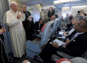 Papa Francesco Aids Preservativo
