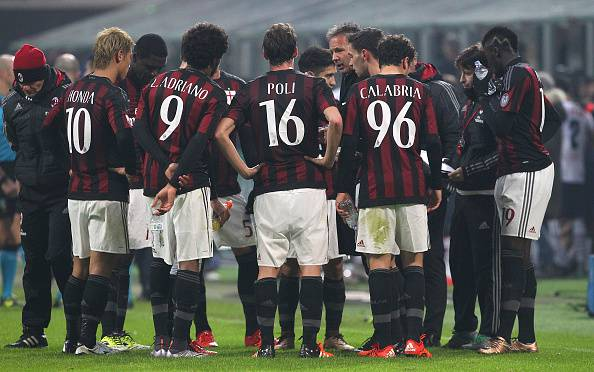 Milan (Photo by Marco Luzzani/Getty Images)