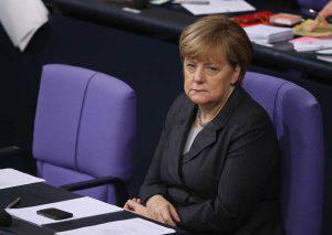 Merkel Isis Germania
