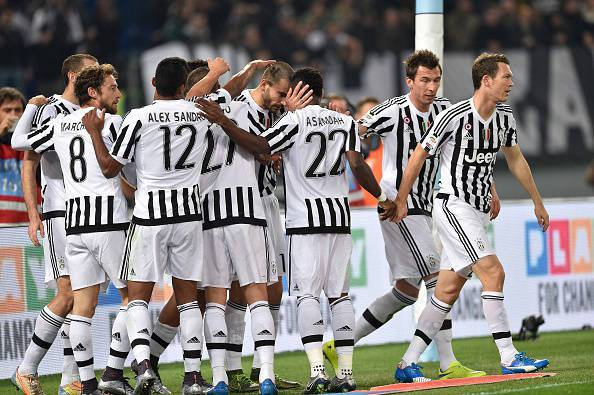 Juventus (Photo by Claudio Pasquazi/Anadolu Agency/Getty Images)