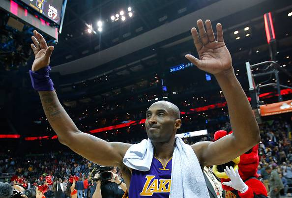 Kobe Bryant (Photo by Kevin C. Cox/Getty Images)