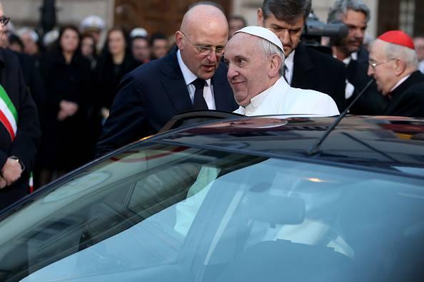 Compleanno di Papa Francesco (Photo by Franco Origlia/Getty Images)