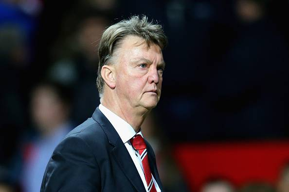 Louis Van Gaal (Photo by Alex Livesey/Getty Images)
