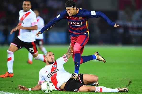 Neymar (Photo by Masterpress/Getty Images)