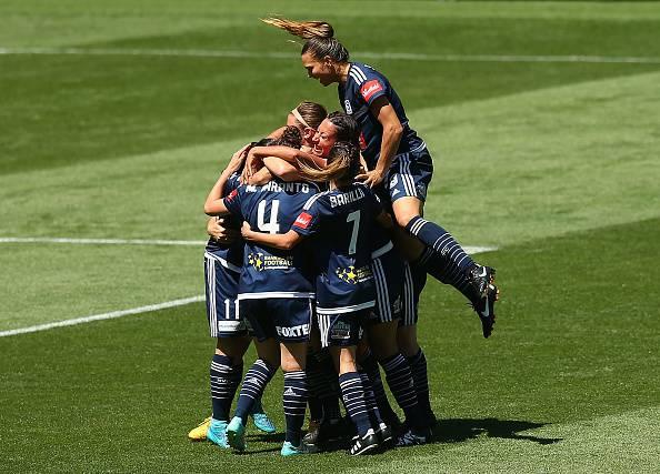 Calcio femminile (Photo by Graham Denholm/Getty Images)