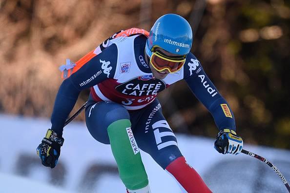 Christof Innerhofer (Photo credit should read OLIVIER MORIN/AFP/Getty Images)