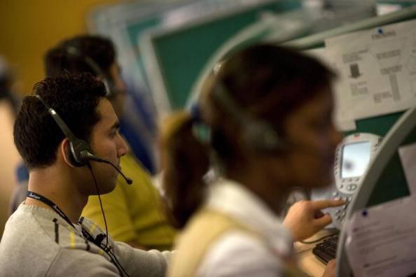 Call Center, danno irreversibile alle corde vocali